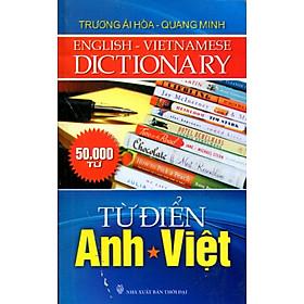 Từ Điển Anh - Việt (Sách Bỏ Túi)