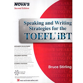 Speaking And Writing Strategies For The Toefl IBT (Kèm CD)