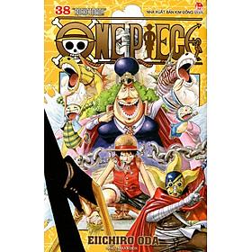 One Piece - Tập 38