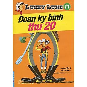 Lucky Luke (Tập 11): Đoàn Kỵ Binh Thứ 20