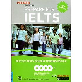 Prepare For Ielts General Training PracticeTests (Không CD)