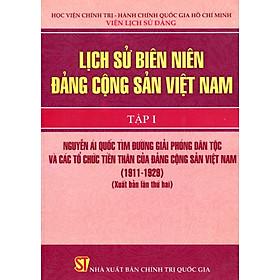 Lịch Sử Biên Niên Đảng Cộng Sản Việt Nam (Tập I)