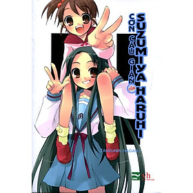 Cơn Cáu Giận Của Suzumiya Haruhi
