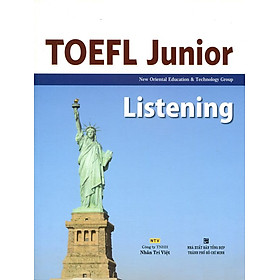 TOEFL Junior Listening (Kèm CD)