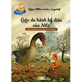 Những Chuyến Phiêu Lưu Nhất Quả Đất - Cuộc Du Hành Kì Diệu Của Nils