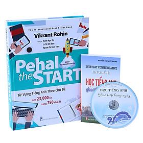 Pehal The Start - Từ Vựng Tiếng Anh Theo Chủ Đề (Tặng Sách Học Tiếng Anh Giao Tiếp Hàng Ngày + CD)