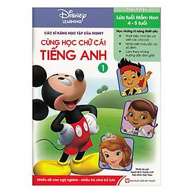 Disney Learning - Cùng Học Chữ Cái Tiếng Anh (Tập 1)