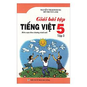 Giải Bài Tập Tiếng Việt Lớp  5 - Tập 2