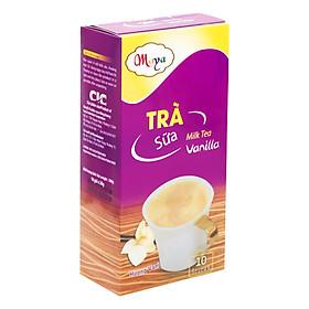 Trà Sữa Maya Hương Vanilla Cocoa Indochine (Hộp 10 Sticks)