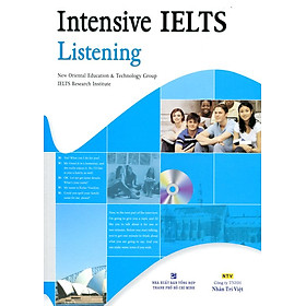 Intensive IELTS Listening (Kèm CD)
