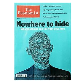 The Economist: Nowhere To Hide - 36