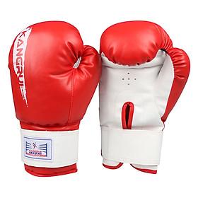 Găng Tay Boxing KB313 - Đỏ