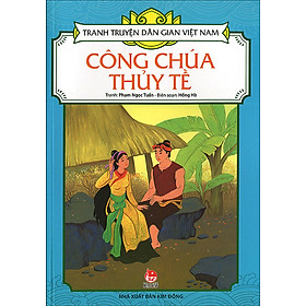 Tranh Truyện Dân Gian Việt Nam - Công Chúa Thủy Tề