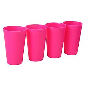Bộ 4 Ly Nhựa Tiệc Tùng Uncle Bills KD0012
