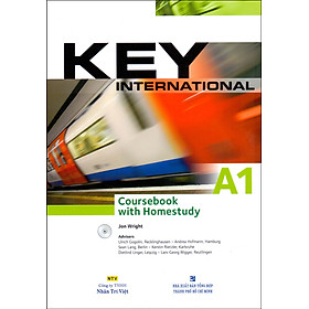 KEY International A1 (Kèm file MP3)