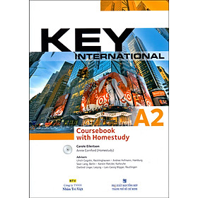 KEY International A2 (Kèm file MP3)