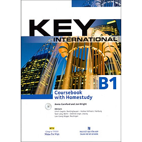 KEY International B1 (Kèm file MP3)