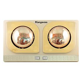 Đèn Sưởi Phòng Tắm Kangaroo KG248 (550W) - 2 Bóng