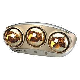 Đèn Sưởi Phòng Tắm Kangaroo KG250 - 3 Bóng