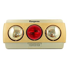 Đèn Sưởi Phòng Tắm Kangaroo KG252A - 3 Bóng