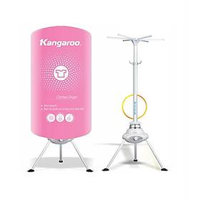 Máy Sấy Quần Áo Có Đèn Diệt Khuẩn UV Kangaroo KG306