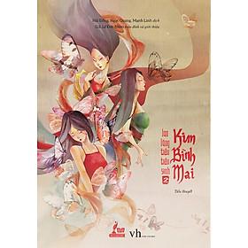 [Download sách] Combo Kim Bình Mai (Trọn Bộ 2 Tập)