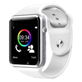 Đồng Hồ Thông Minh Smartwatch Inwatch A8Li - Trắng - Hàng Nhập Khẩu