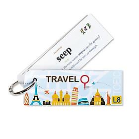 Flashcard Travel Best Quality (L8)