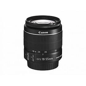 Lens Canon EF-S 18-55mm f3.5-5.6 IS II - Hàng Nhập Khẩu