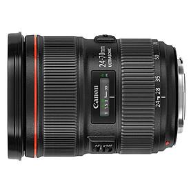 Lens Canon EF 24-70mm f/2.8L II USM (Lê Bảo Minh) - Hàng Chính Hãng