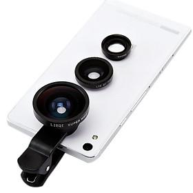 Bộ 3 Lens Chụp Hình Cho Các Dòng Điện Thoại Và Máy Tính Bảng Techmate TMTP 02