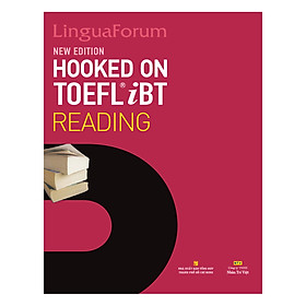 LinguaForum Hooked On TOEFL iBT Reading (New Edition)