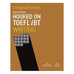 LinguaForum Hooked On TOEFL iBT Writing (New Edition)