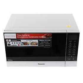 Lò Vi Sóng Điện Tử Có Nướng Inverter Panasonic PALM-NN-GF574MYUE - 27L - Hàng chính hãng