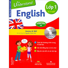To Understand English Lớp 1 (Kèm file MP3)