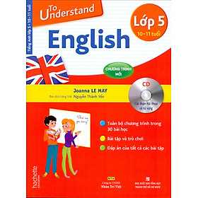 To Understand English Lớp 5 + 1 CD