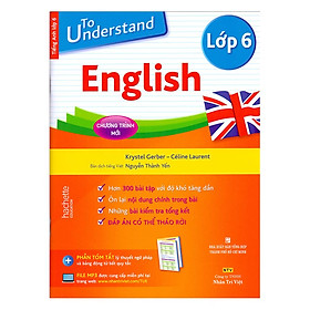 To Understand English (Lớp 6)