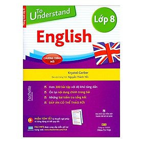 To Understand English (Lớp 8)
