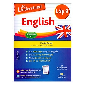 To Understand English Lớp 9