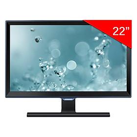 Màn Hình Samsung LS22E390HS/XV 22inch FullHD 4ms 60Hz PLS - Hàng Chính Hãng