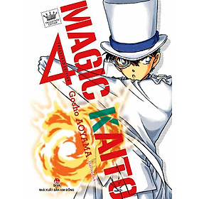 Magic Kaito - Treasured Edition (Tập 4)