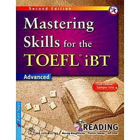 Mastering Skills For The Toefl IBT - Reading - Kèm CD