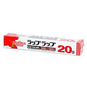 Màng Bọc Thực Phẩm PVC Laspalms MBTP00070513 - 30cmx20m