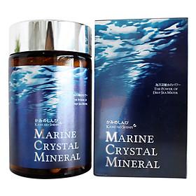 Hình đại diện sản phẩm Thực Phẩm Chức Năng Nhật Sinh Khoáng MCM - Marine Crystal Mineral Mirako (120 Viên)