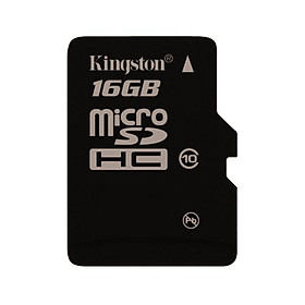 Thẻ Nhớ MicroSDHC Kingston Class 10 (8GB - 16GB - 32GB)