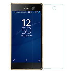 Hình đại diện sản phẩm Miếng Dán Màn Hình Kính Cường Lực OEM Cho Sony Xperia M5