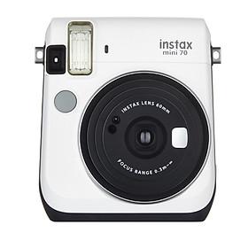 Máy Ảnh Selfie Lấy Liền Fujifilm Instax Mini 70 - Trắng
