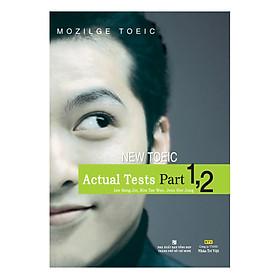 Mozilge Toeic Actual Test - Part 1, 2