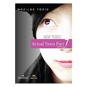 Mozilge Toeic Actual Test - Part 7