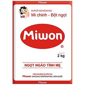 Bột Ngọt Miwon (L) 2kg